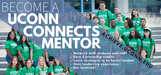 Become a connects mentor