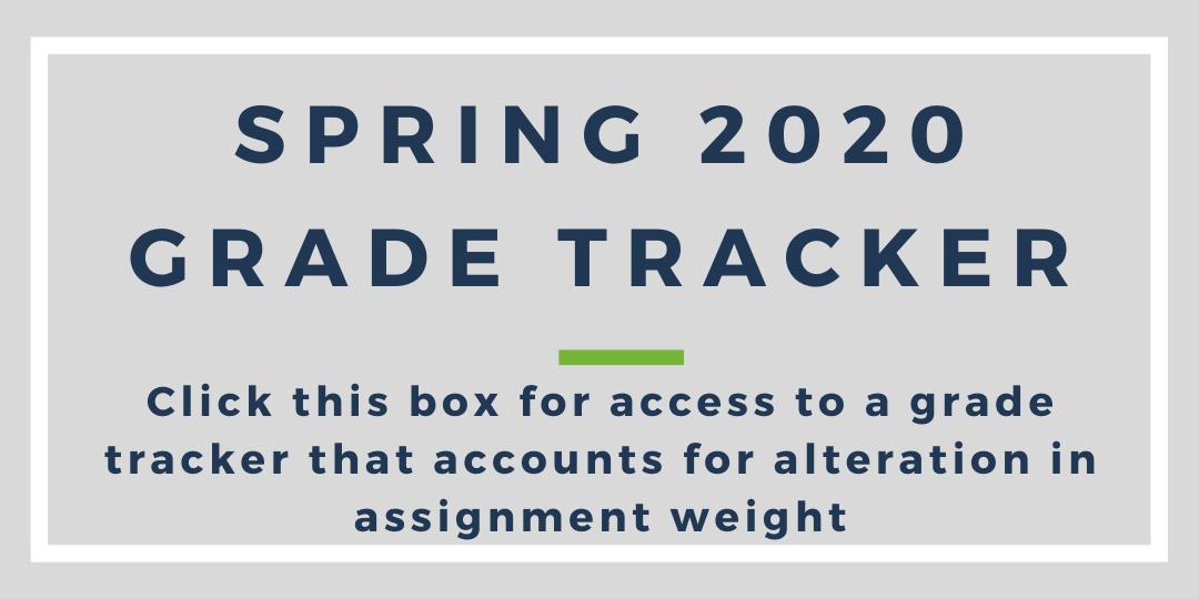 grade tracker