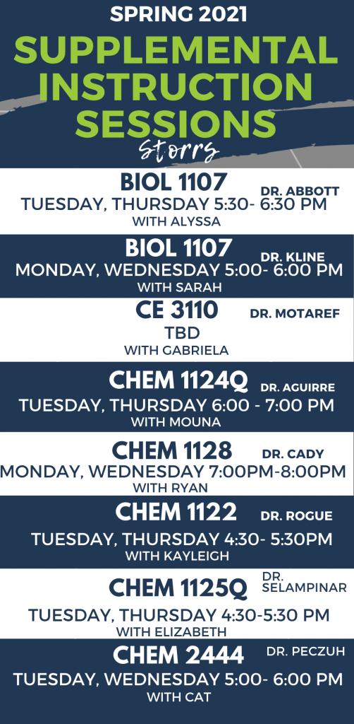 Spring 2021 SI schedule (8)